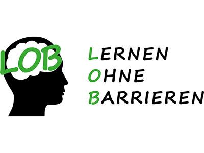Logo Projekt Lernen ohne Barrieren